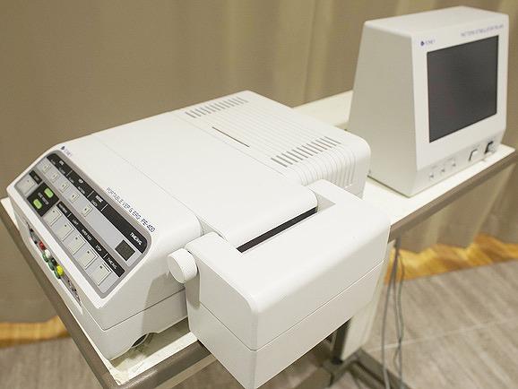 網膜電図測定装置